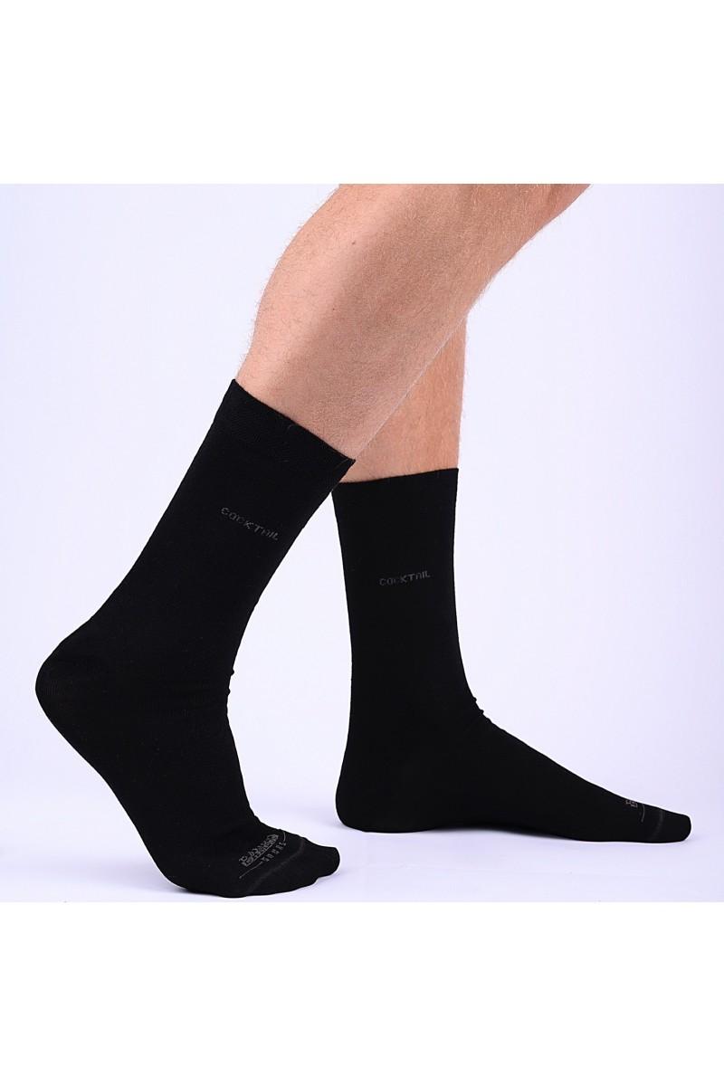7 db-os, bambusz, fiú/férfi zokni (vegyes) (+1 db)